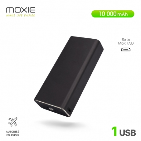 Powerbank IronX 10000mAh,...